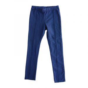 Leggings Felpeta Marino Azul Marino 10  años
