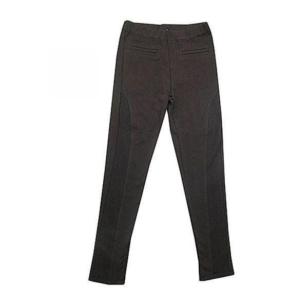 Pantalon Leggings Felpeta Montar Marron