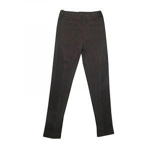 Pantalon Leggings Felpeta Montar Marron Marron 12 años